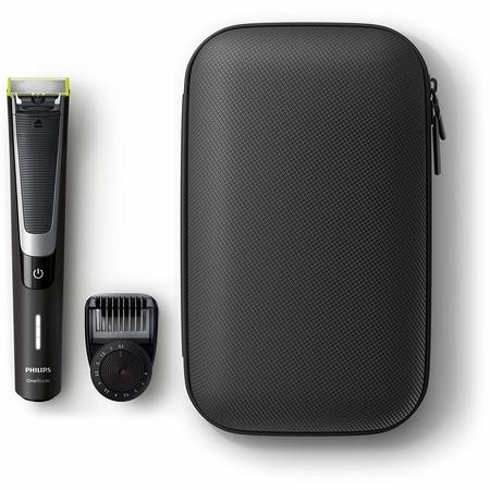 12 niveles de precisión con la set de recortadora para barba Philips OneBlade Pro QP6510/64: ahora cuesta 39,99 euros en Amazon