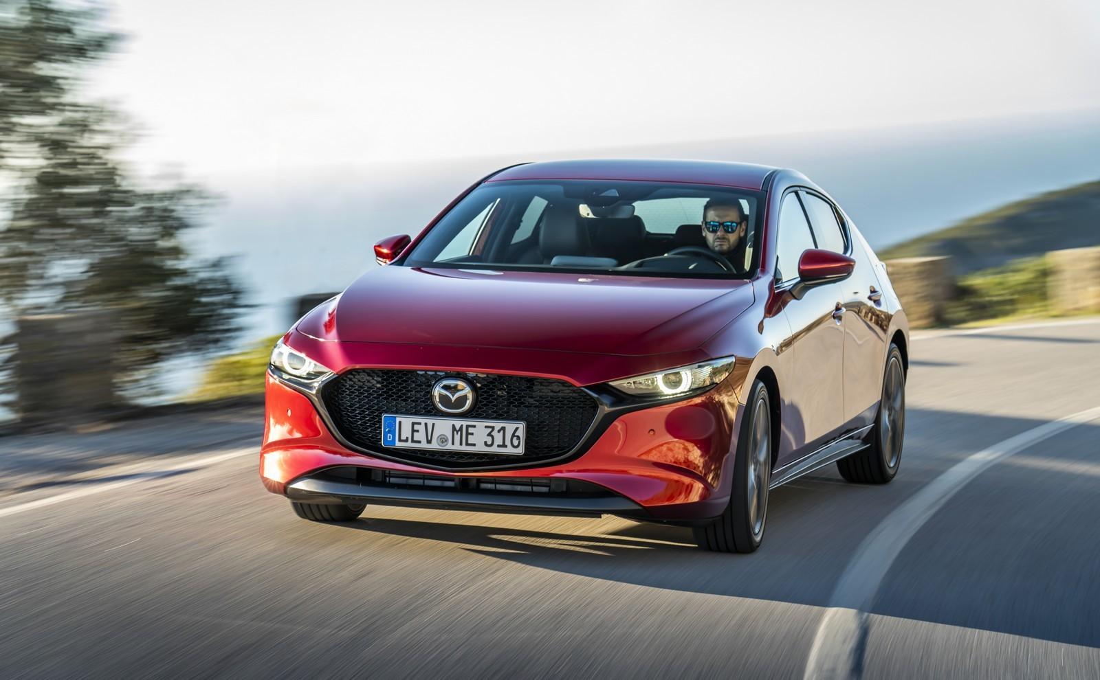 Foto de Mazda3 2019 (53/128)