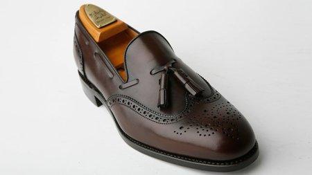 Bow Tie: el valor de lo artesanal perfeccionado en una nueva técnica para fabricar calzado