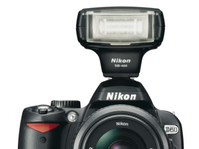 Nikon D60 ya es oficial