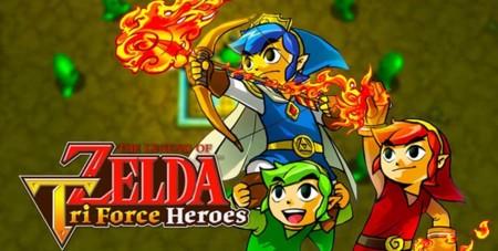 The Legend of Zelda Tri Force Heroes nos muestra todo lo que debemos de saber a un mes de su lanzamiento