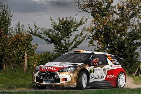 Rallye de Alsacia 2013: cuatro hombres en la lucha por la victoria [Actualizado]