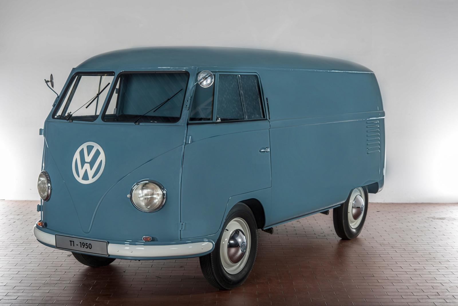 Foto de Volkswagen T1 (Typ2) (1/19)