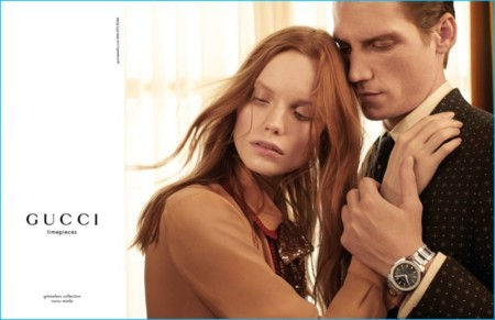 Gucci Timepieces 2016 Fall Winter Campaign 800x518