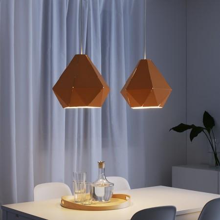 Ikea Joxtorp Pantalla Lampara Ambiente Pe613069