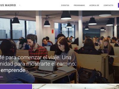 Y Google abrió su campus para emprendedores en Madrid