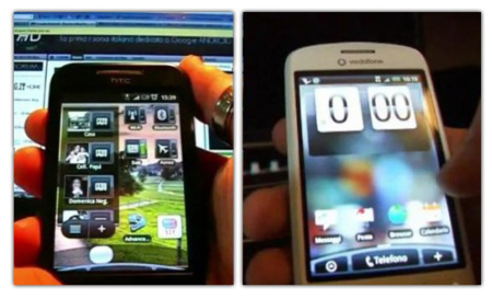HTC Sense en Magic y Dream, primeros hacks de la ROM del HTC Hero