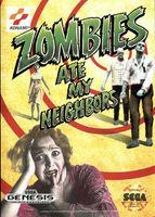 'Zombies Ate My Neighbors': los muertos tienen hambre de Wii