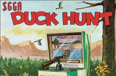 'Duck Hunt' ¿primero en Sega?