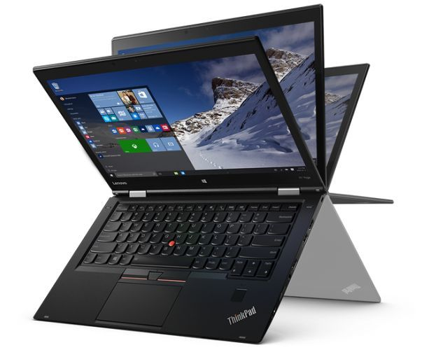 Foto de Lenovo ThinkPad X1 Yoga (1/10)