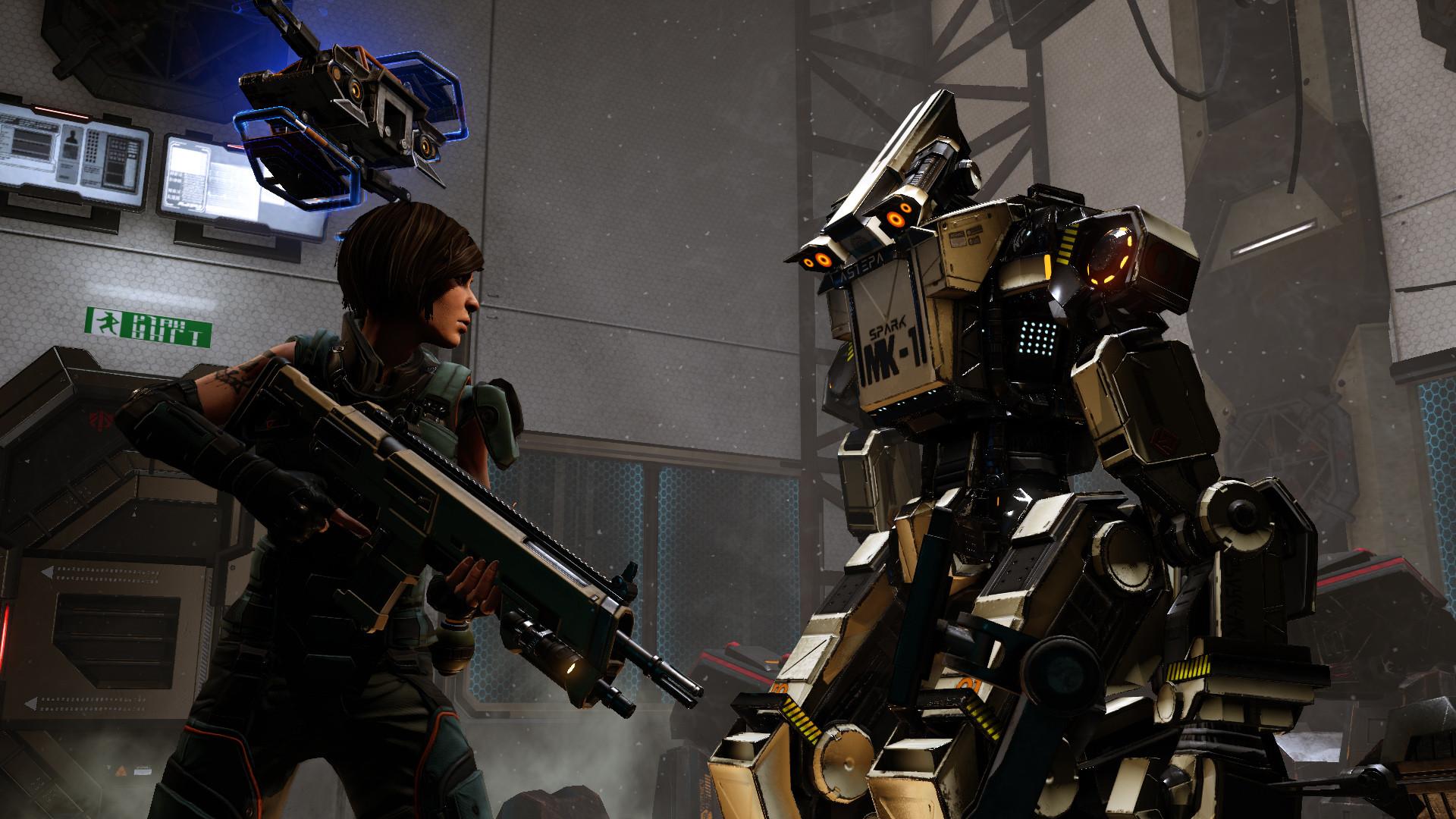 El último regalo de Shen es el tercer DLC en unirse a XCOM 2 con robots por todas partes