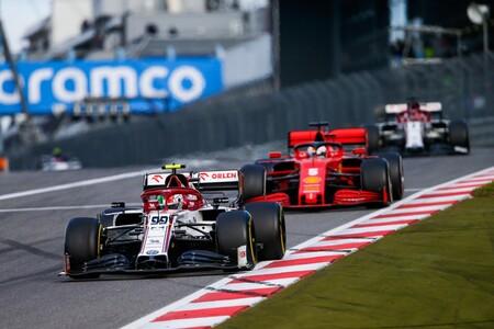 Fórmula 1 Portugal 2020 Horarios Favoritos Y Dónde Ver La Carrera En Directo