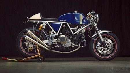 Ducati 900SS 'Riviera', la obra de Walt Siegl