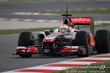 Lewis Hamilton dice que las carreras serán más lentas