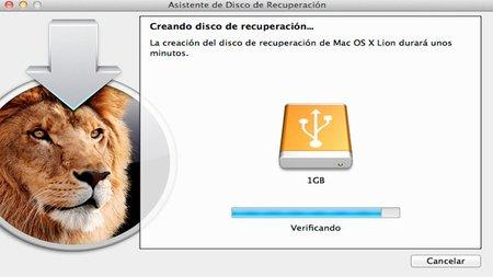 Lion Recovery Disk Assistant para los equipos Apple de la pyme