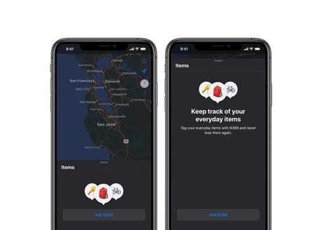 """Apple """"confirma"""" sin querer la existencia de los AirTag, sus pequeños dispositivos para encontrar objetos"""