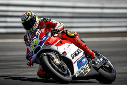 Test Austria MotoGP, el Red Bull Ring da alas y Ducati alza el vuelo