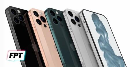 El iPhone 14 apunta a un rediseño total: los rumores lo pintan sin notch, más grueso y sin protrusión en las cámaras