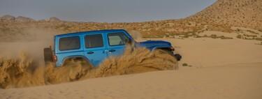 Jeep Wrangler Rubicon 392, el todoterreno estrena el anhelado motor V8 con 470 hp