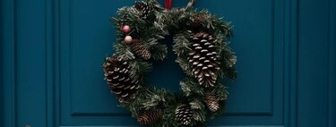 Ho ho ho, la Navidad ya está aquí: 19 ideas para decorar la puerta de tu casa