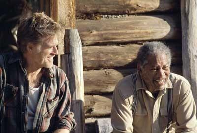 Robert Redford y Morgan Freeman llenan la pantalla