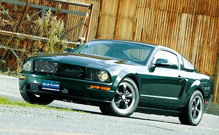 Ford Mustang Bullitt a la japonesa