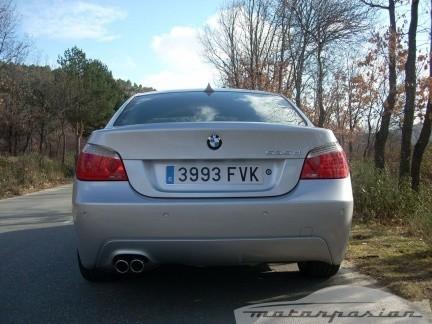 Prueba: BMW 535d (parte 4)