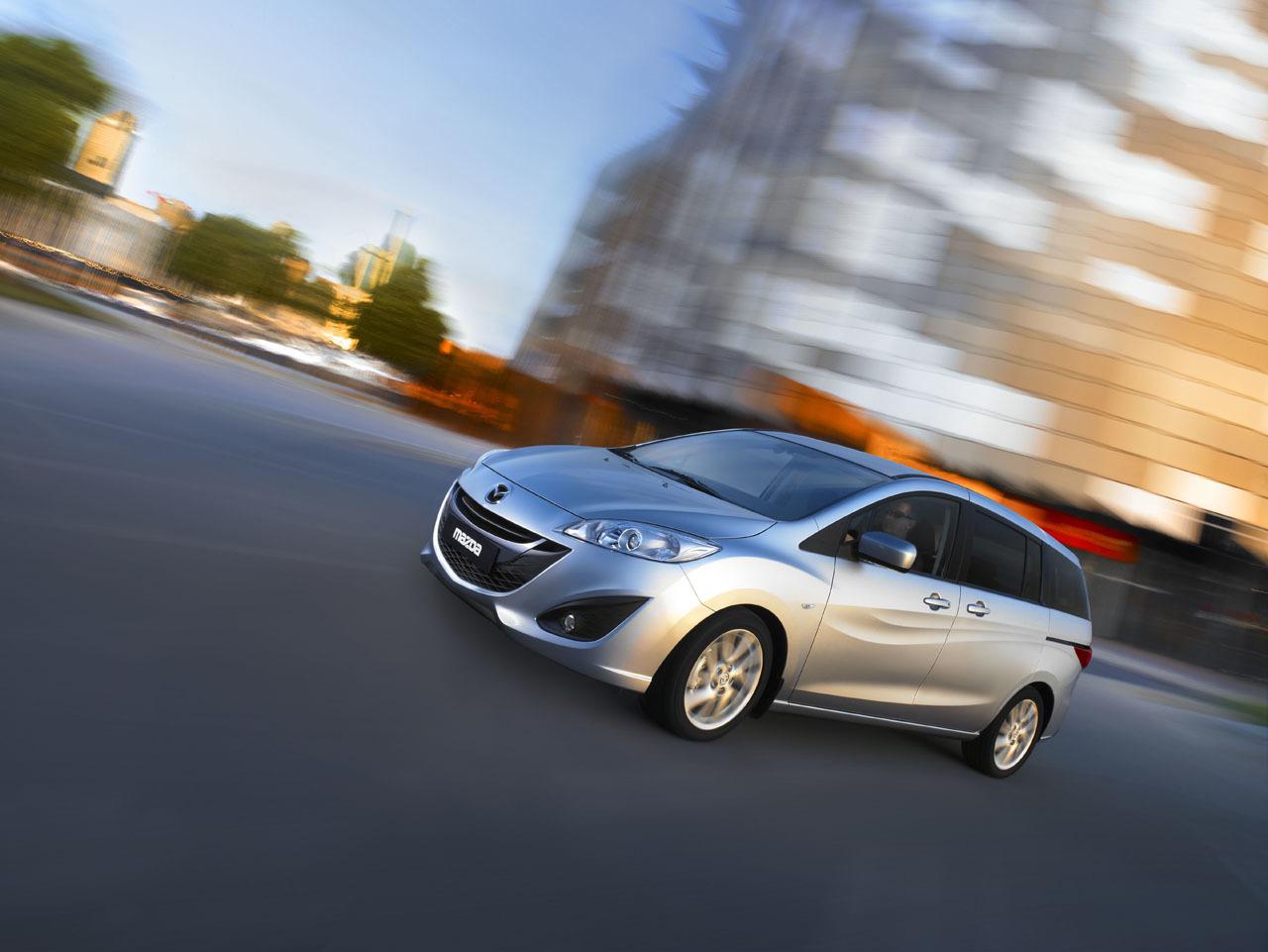 Foto de Mazda5 2010 (10/121)