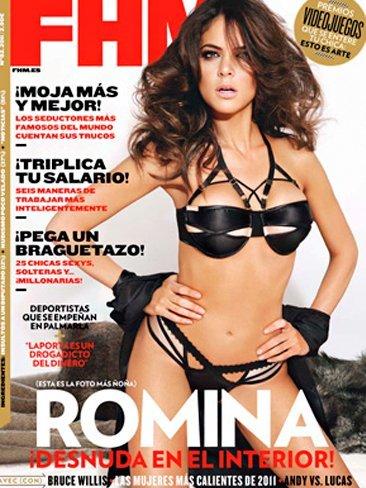 Romina Belluscio no se anda con tonterías en FHM