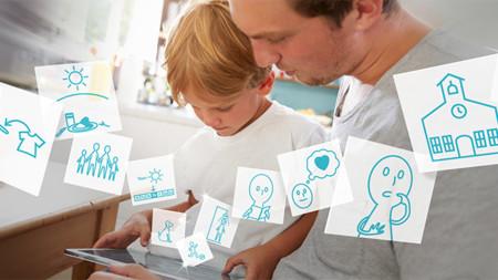 SwiftKey Symbols para Android: una potente herramienta de comunicación para personas con autismo