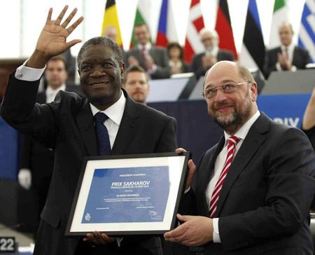 Denis Mukwege Premio Nobel De La Paz 2018