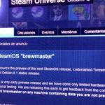 Llega la preview de SteamOS 2.0 basada en Debian 8.1. La imagen de la semana