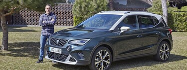 Primer contacto con el SEAT Arona: el SUV urbano de SEAT se vuelve más campero y mucho mejor equipado
