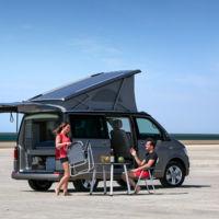 Volkswagen T6 California o 'cómo pasar de hippie a pija'