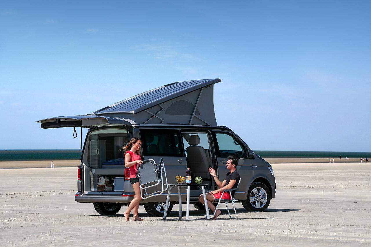 volkswagen t6 california o 39 c mo pasar de hippie a pija 39. Black Bedroom Furniture Sets. Home Design Ideas