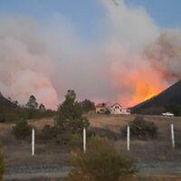Coahuila ya tiene declaratoria de emergencia por el incendio de Arteaga: van 3,500 hectáreas afectadas