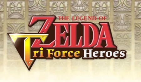 The Legend of Zelda regresa para 3DS con Tri Force Heroes, un título digital con modo cooperativo