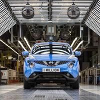 La segunda generación del Nissan Juke está muy cerca: llegará en 2019 y promete toda una revolución estética