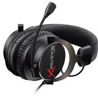 Creative lanza los nuevos auriculares Sound BlasterX H5 Tournament Edition, pensados para los más jugones de la casa