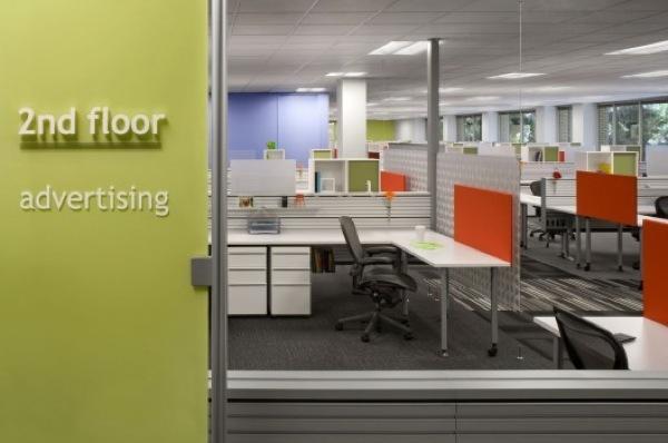 Foto de Espacios para trabajar: ¿cómo serán las nuevas oficinas de eBay? (2/5)