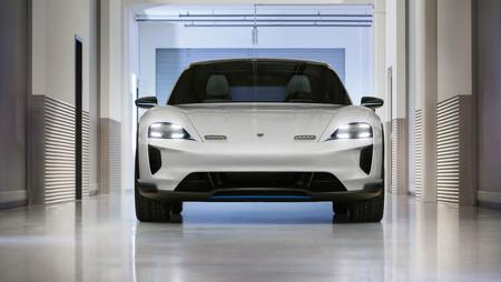 High Mission E Cross Turismo 2018 Porsche Ag 2
