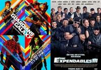 Estrenos de cine | 14 de agosto | Guardianes de la Galaxia y Mercenarios de Stallone