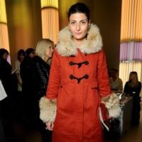 Más celebrities en los front row de los desfiles de Alta Costura en París