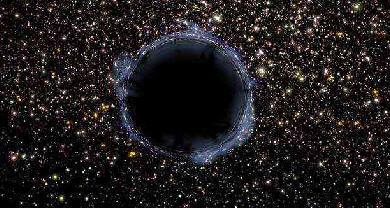 Descubren un agujero negro de un tamaño sin precedentes