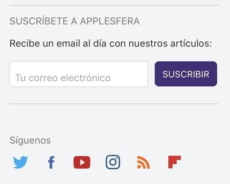 alta Applesfera email