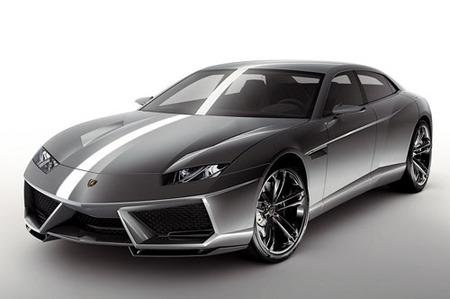 Lamborghini no ha cancelado el Estoque