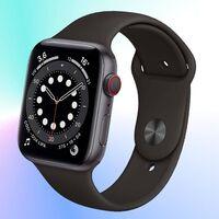 Amazon y El Corte Inglés tienen el Apple Watch Series 6 de 44mm GPS + Celular por 60 euros menos