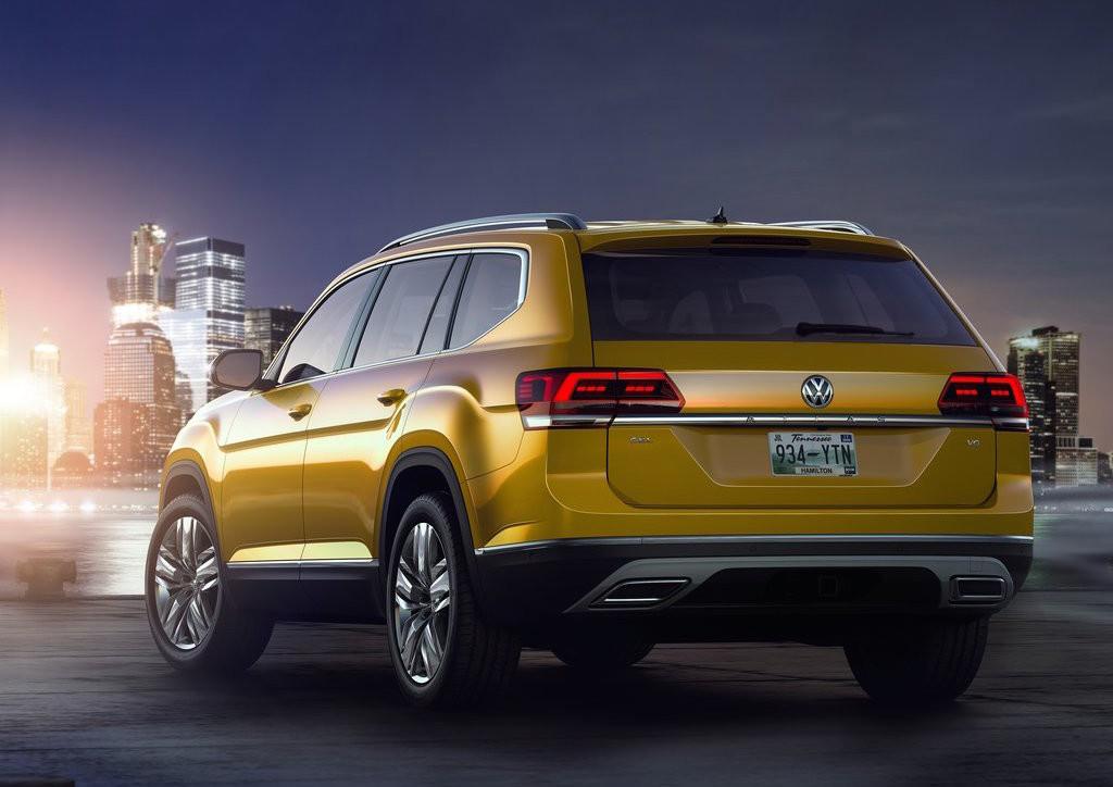 Foto de Volkswagen Atlas (3/14)