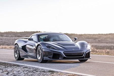 El Rimac C_Two quiere ser el coche más rápido del mundo con 1.940 CV para derrotar al Tesla Roadster