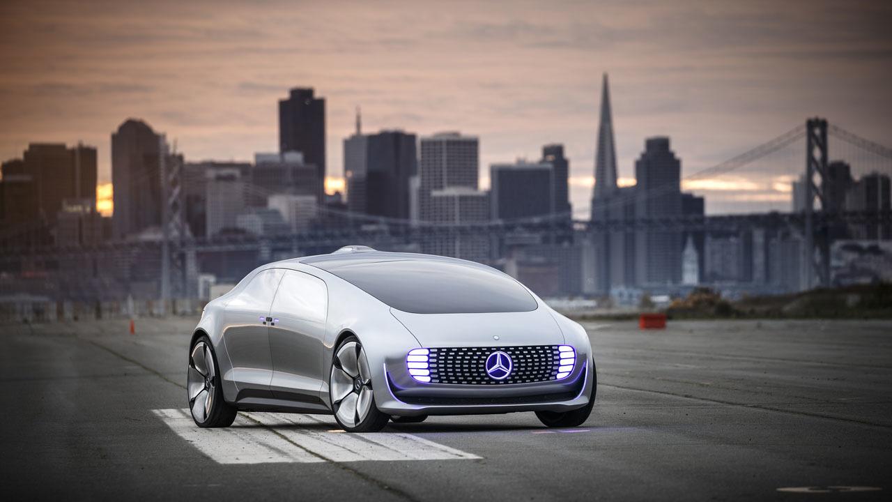 Mercedes Benz Of San Francisco >> Mercedes-Benz F 015, presentación (2/33)
